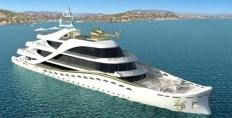 La Belle Yacht Concept by Lidia Bersani - Luxuryes