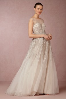 Wisteria Gown in Bride Wedding Dresses Embellished at BHLDN