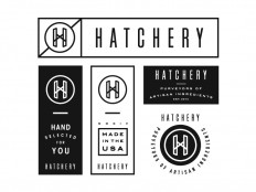 Hatchery Logo Option 4 by Steve Wolf