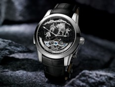 Ulysse Nardin Hannibal Minute Repeater Watch - Luxuryes