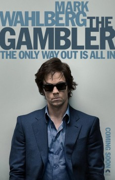 THE GAMBLER Red-Band Poster on Inspirationde