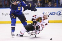 Blackhawks-Blues: Chicago Blackhawks abysmal in 5-1 setback - chicagotribune.com