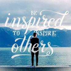 Be Inspired to Inspire Others on Inspirationde