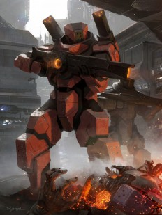 Galaxy Saga (applibot) | Beamgun commander by djahal on DeviantArt