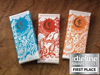 The Dieline Awards 2011: First Place - Moonstruck Single Origin - The Dieline: The World's #1 Package Design Website -