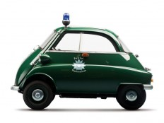 BMW Isetta police car. | I Like Drive My Car | Pinterest