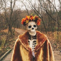 Mot-clef : Fashionable Skeleton Girl Photography – Fubiz™