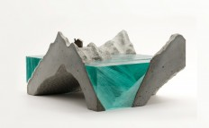 The liquid qualities of the glass: Ben Young Sculptures | Inspirationist