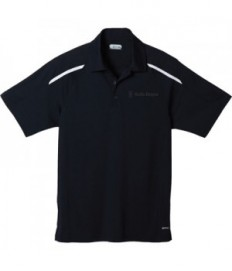 Men's Short Sleeve Polo - Debossed Logo