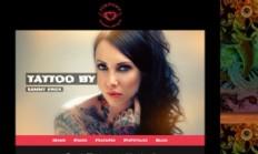 Pinpoint - WordPress Theme for Tattoo Studios