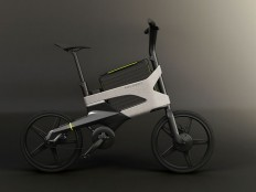 Peugeot Concept Bike eDL122 | Product Design | Pinterest
