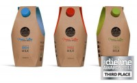 The Dieline Awards 2011: Third Place - Organic Valley Milk - The Dieline: The World's #1 Package Design Website -