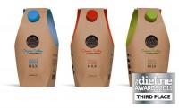 The Dieline Awards 2011: Third Place - Organic ValleyMilk - The Dieline: The World's #1 Package Design Website -