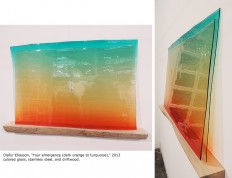 Glass art by Olafur Eliasson « Artsology | An arts blog | Art musings, found art, news, and other art-related items of interest