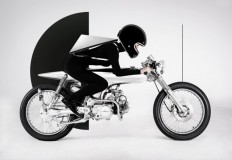 Eve Motorcycle Captured with Kofta Fashion Line – Fubiz™