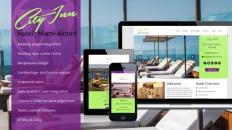 Cityinn - modern WordPress Hotel Theme