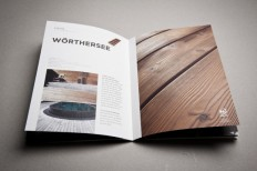 Mareiner Holz - corporate identity & design on