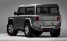 2017 Ford Bronco New Release Design | 2016 Cars reviews