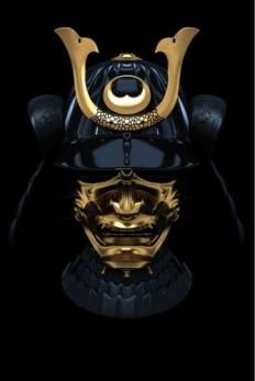 samurai mask | Ferrum | Pinterest
