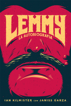 'Lemmy' Book Cover on