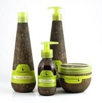 Macadamia Natural Oil - The Dieline: The World's #1 Package Design Website -