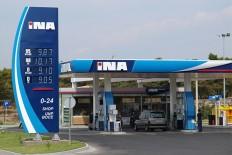 Cena paliwa w Chorwacji - Chorwacja 2015