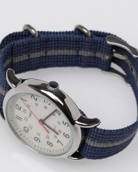 Need Supply Co. / Timex / Weekender In Blue/Gray