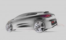 2012 Kia pro cee'd - Design Sketch - Car Body Design
