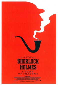 Live RIGHT by believing RIGHT: Sherlock Holmes Poster by Olly Moss on Inspirationde