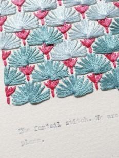 Épinglé par violette MB sur broderie | Pinterest