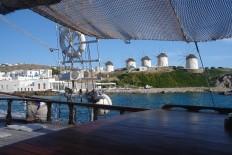 Location de vacance en Grèce - Mykonos Mykonos town - Tour en bateau à Mykonos de Vango-estates.com