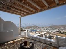 Location de vacance en Grèce - Mykonos Ornos - Maison dans complexe privé de luxe de Vango-estates.com