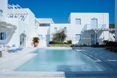Location de vacance en Grèce - Mykonos Ornos - Appartement dans complexe privé de Vango-estates.com