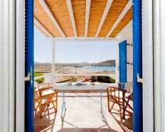 Location de vacance en Grèce - Mykonos Ftelia - Maison dans complexe privé de Vango-estates.com