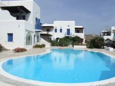 Location de vacance en Grèce - Mykonos Ornos - Appartement dans complèxe à Ornos de Vango-estates.com
