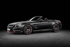 Mercedes-Benz SL Mille Miglia 417 Special Edition - Luxuryes