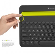 LOGITECH Keyboard K480 on