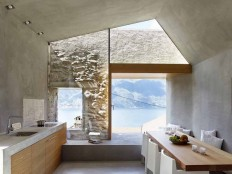 The Stone House transformation by Wespi de Meuron Romeo architects - The Fox Is Black