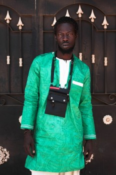 Styling in the streets of Dakar | Dazed