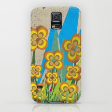 Flower Power iPhone & iPod Case by Metron | Society6