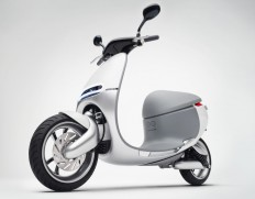"Gogoro introduces the ""world's first"" smart scooter and whole city charging solution 