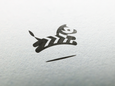 Zebra / Logo Design by simc