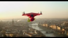 Love is in the air: #cupidrone - YouTube