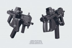 ArtStation - Kriss Vector SMG, Ilya Filin