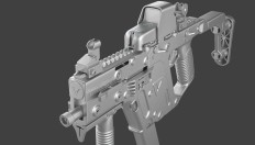 ArtStation - Kriss Super Vector, Ilya Shelementsev Devmod