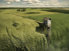 Erik Johansson Recent Work | Abduzeedo Design Inspiration
