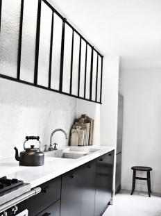 14 Integrated Marble Kitchen Sinks: Remodelista