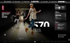LEVI'S SS 09 - ICARE - portfolio de Sylvain Paradis
