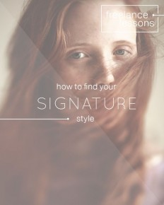 How To Find Your Signature Style on Inspirationde