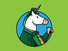 Unicorn Presents St. Patrick's Day by Nick Slater